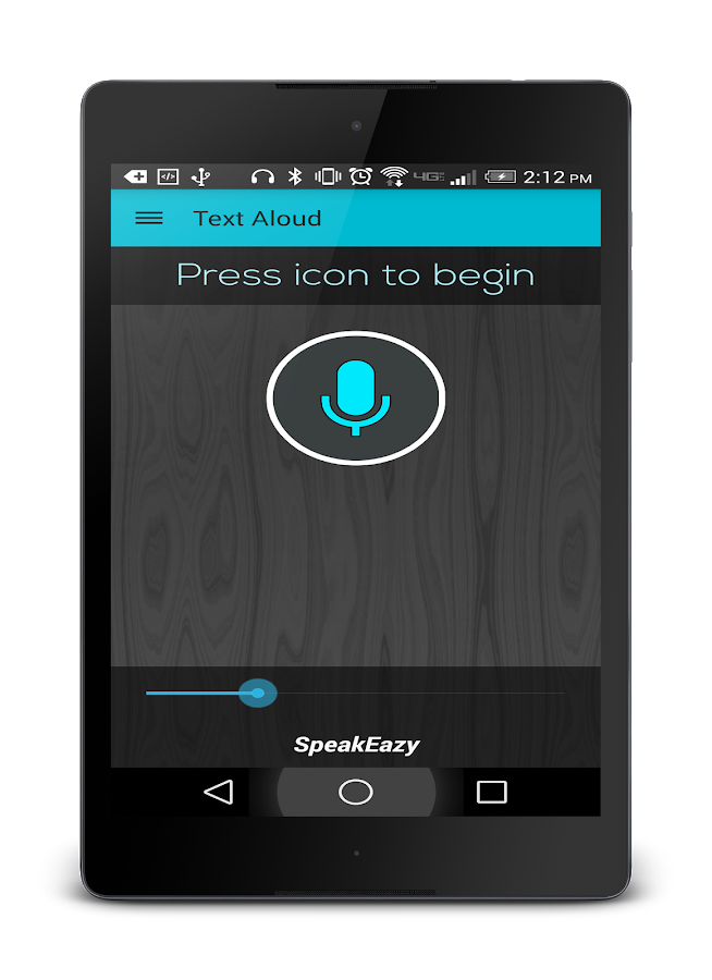 Text Voice SMS Reader- screenshot