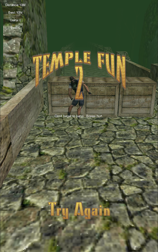 Temple Fun 2