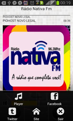 Rádio Nativa FM BJ