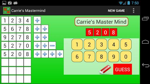 玩解謎App|Carrie's Mastermind免費|APP試玩