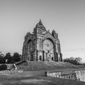Santa Luzia by Vasco Morais - Buildings & Architecture Statues & Monuments ( monumentos, portugal, viana do castelo )