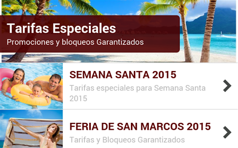 Viajes Global Travents screenshot 10