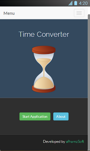 Time Converter