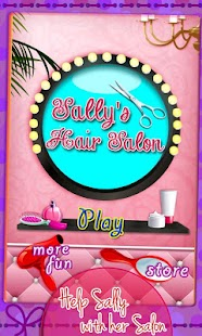 Sally's Hair Salon - screenshot thumbnail