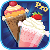 Ice Cream Shake Maker-Ads Free