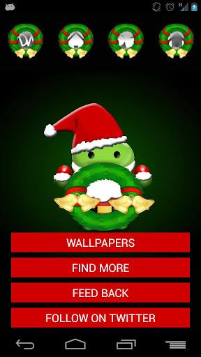 ChristmasRings adw apex nova