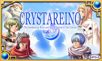 Screenshot of RPG Crystareino