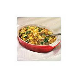 Campbell's Kitchen Turkey and Stuffing Casserole.