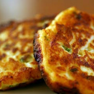 Turnip and Potato Patties