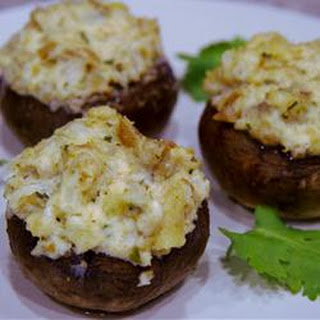 Gary's Stuffed Mushrooms.