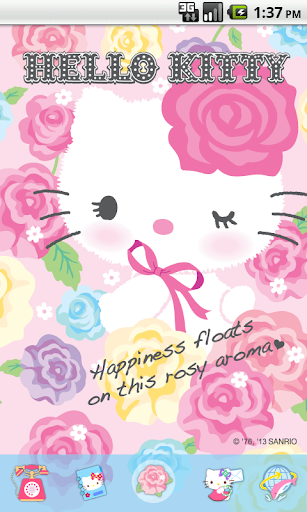 HelloKitty Dynamic Theme: Cydia iOS7 Theme [Review ...
