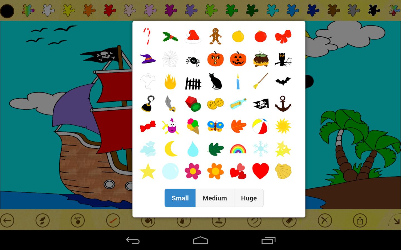 Paint 4 Kids - screenshot