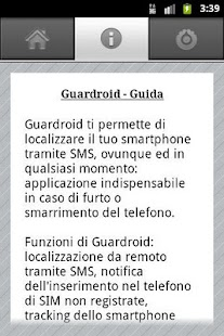 Guardroid - screenshot thumbnail