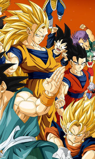 D Ball Z Wallpaper Fans