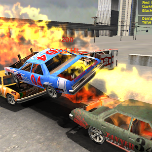 Demolition Derby Reloaded APK