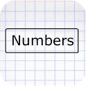 Notebook Numbers Trial icon