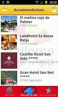 Mallorca App- screenshot thumbnail