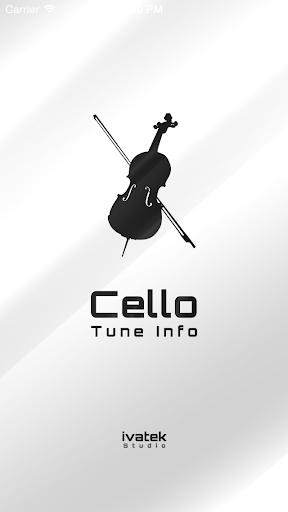 Cello Tune Info Pro