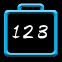 123 Slate logo