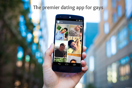 Getmale The premier gay dating app