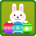 Easter Rabbit GO LauncherEX Th logo