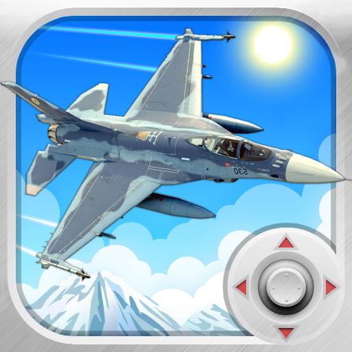 模擬飛行3D 街機 App LOGO-APP試玩