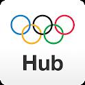Rio 2016 Social Hub icon