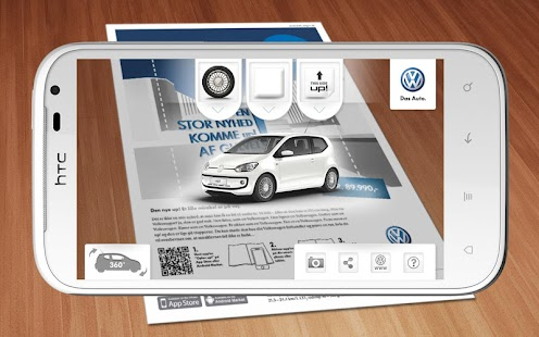 VW up! 3D- screenshot thumbnail