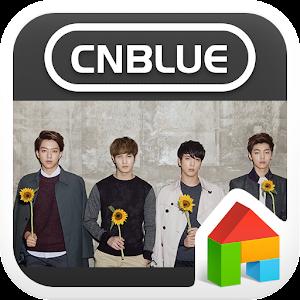CNBLUE dodol launcher theme