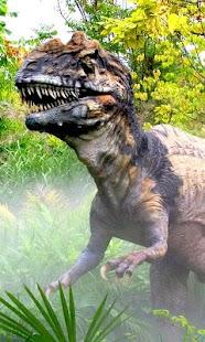 Dino live wallpaper