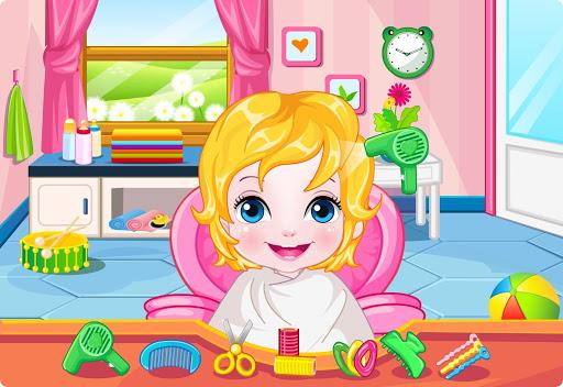 快樂寶寶理髮遊戲HD