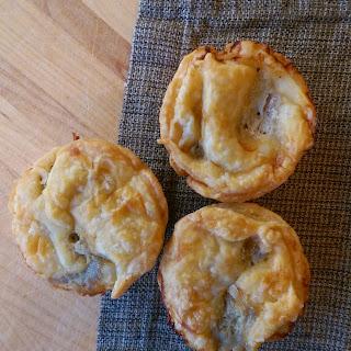 Gruyere Beef Mini Pies