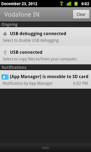 App Manager -Move 2 SD