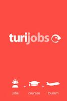Screenshot of Turijobs - Hospitality jobs