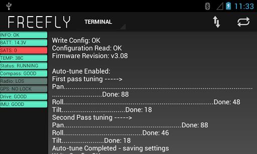 Freefly Configurator