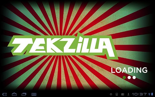 Tekzilla- screenshot thumbnail