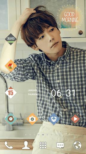 WINNER_JinWoo dodol theme