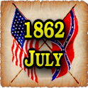 1862 July Am Civil War Gazette icon