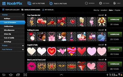 KoolrPix Studio Image Editor Screenshot 21