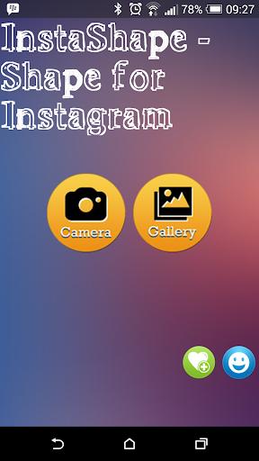 InstaShape for Instagram
