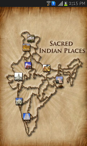Sacred Indian Places