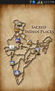 Sacred Indian Places - screenshot thumbnail