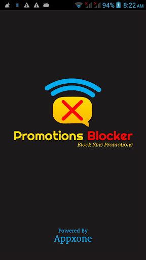 SMS SPAM Blocker