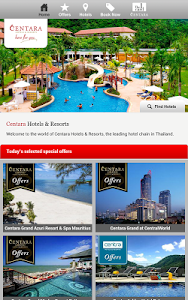 Centara Hotels & Resorts screenshot 10
