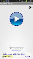 Screenshot of House Time Radio