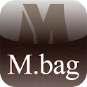 엠백(M.bag) logo