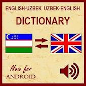 ENG-UZB UZB-ENG Dictionary