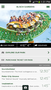 Busch Gardens Discovery Guide- screenshot thumbnail