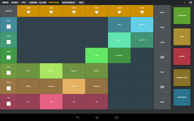 Image-Line Remote - screenshot