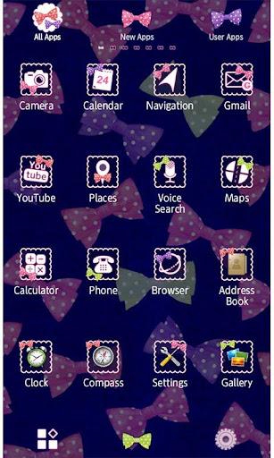 Cute Theme-Ribbons Galore- 1.0 Windows u7528 2